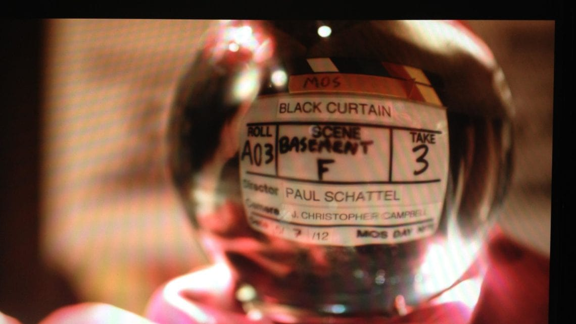 """Moonshine Pictures facilitated some of the post finishing of Ben Lovette's """"Black Curtain"""" music video."""
