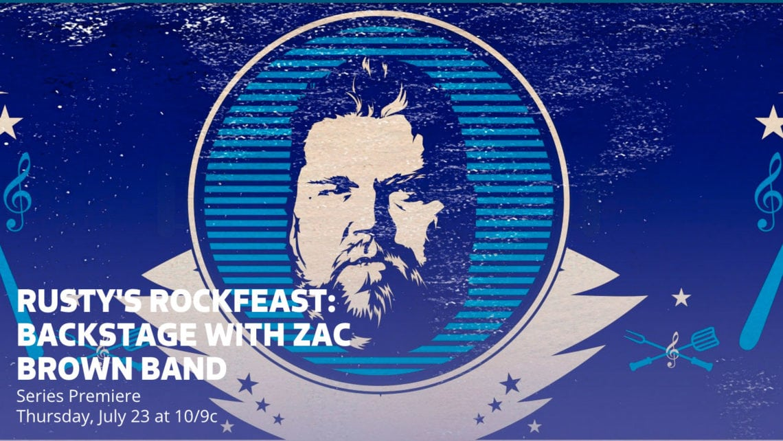 Rusty's Rock Feast Banner