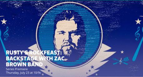 Rusty's Rock Feast Banner