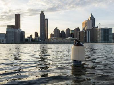 If Atlanta had a waterfront