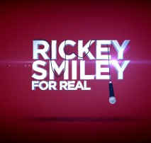 "Rickey Smiley For Real graphic - Moonshine Post in Atlanta collaborated with Overstreet Production and Post on full color correction to help tell their broadcast episodic in TV One's ""Rickey Smiley For Real."""