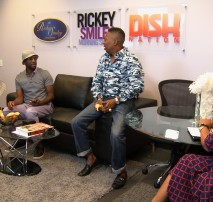 "Still from Rickey Smiley For Real - Moonshine Post in Atlanta collaborated with Overstreet Production and Post on full color correction to help tell their broadcast episodic in TV One's ""Rickey Smiley For Real."""