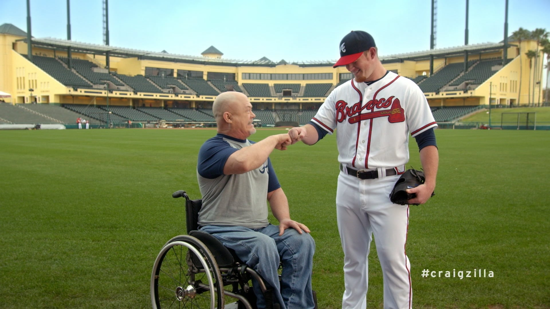 Atlanta Braves 'Tommy Meets Craig Kimbrel' - With over 20 years of experience, John Petersen, our senior colorist, runs a tight ship with his colorists and he himself has colored and supervised the majority of feature films shot in the Atlanta area in the the last 5 years alone.