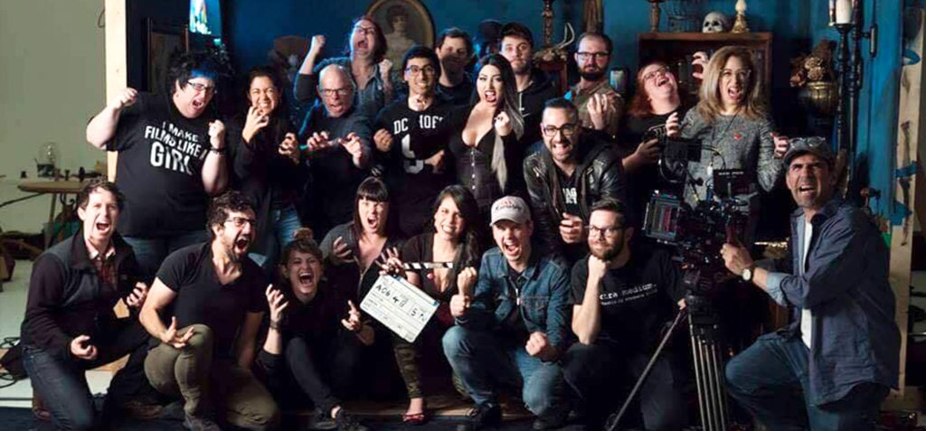 Mad props to Moonshine Post and Blair Bathory along with many strong Georgia natives who have done and continue to do great work in the indie film industry.