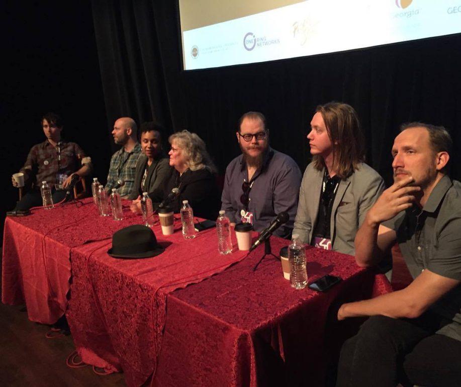 Atlanta Film Festival 2016 Post Panel