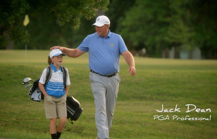 PGA of America Campaign - Jack Dean