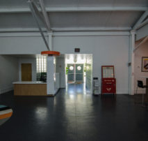 Still shot of the lobby at Moonshine Production and Post Production in Atlanta Georgia