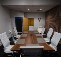 Photo of Conference or Writer's Room at Moonshine Post Production in Atlanta Ga