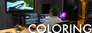 Moonshine offers color correction and finishing creative services