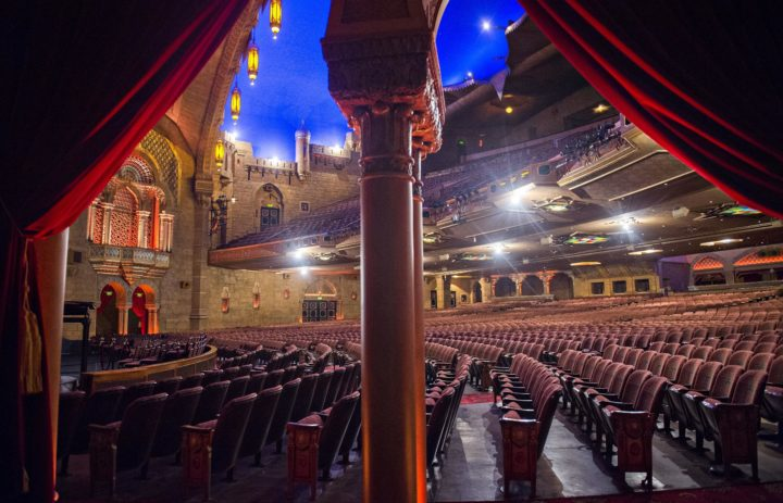 The Legend Lives On: Atlanta's Fox Theater - Interior