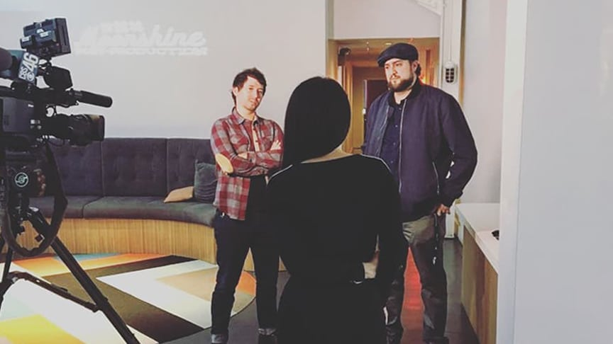 Moonshine Post Production talks with Dana Barrett about working with out of state companies, making film locally, and the upcoming Atlanta Film Festival.