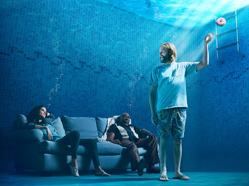 Lodge 49 on AMC -- Crafty Apes handled on-set supervision and all visual effects while Moonshine handled real-time playback, dailies and key deliverables.