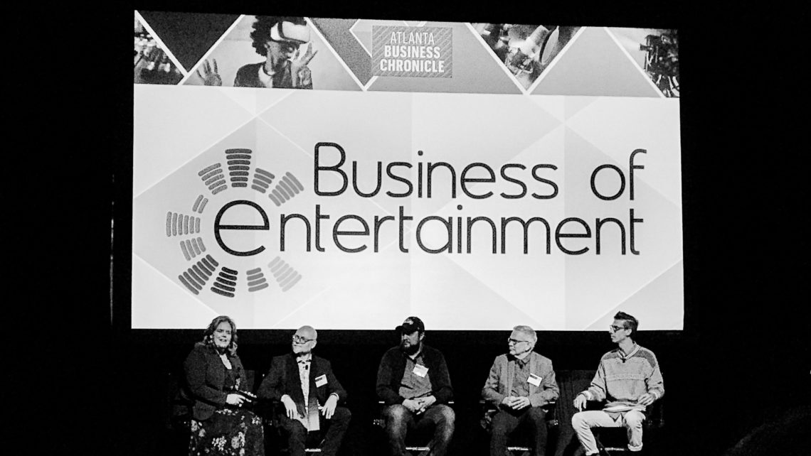 The message Will Packer drove home at the Atlanta Business Chronicle's Business of Entertainment breakfast summed it up for us at Moonshine...