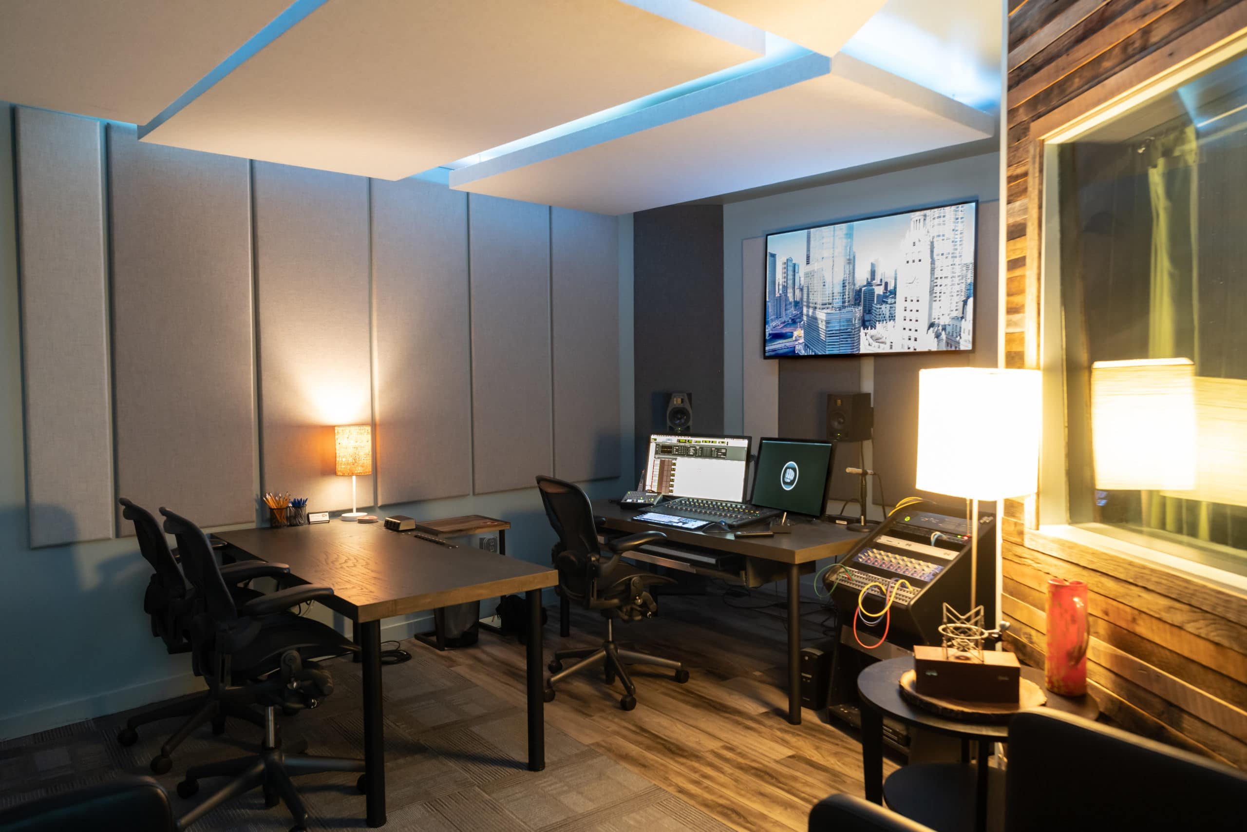 Sound Mixing Services for Film and Television Atlanta, GA