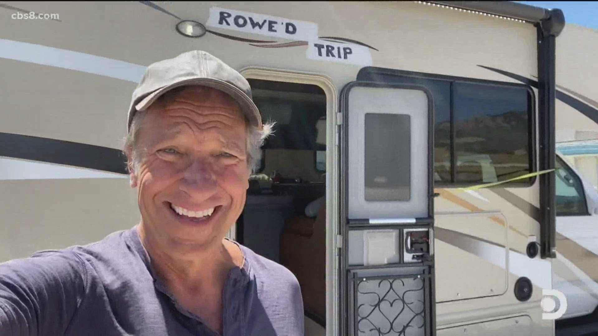 Dirty Jobs: Rowe'd Trip with Mike Rowe Moonshine Post-Production for Online Editing and ADR